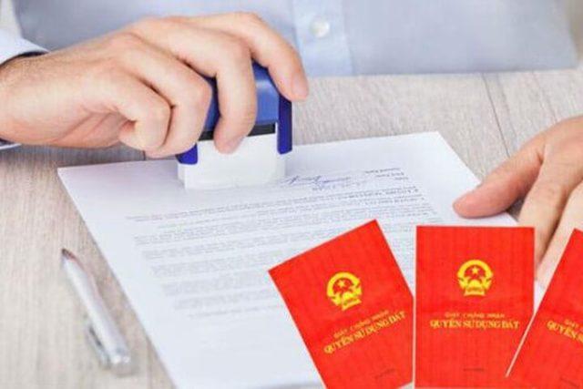 Từ 8/2/2021, Chi nhánh Văn phòng đăng ký đất đai được quyền cấp, cấp đổi, cấp lại sổ đỏ