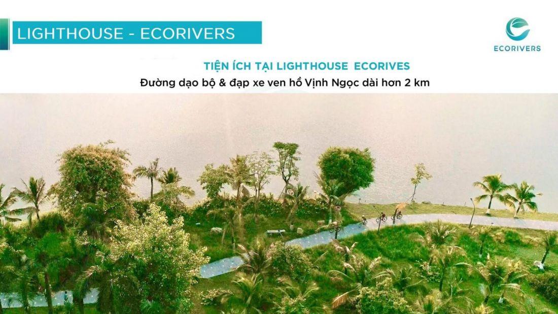 Tháp đôi Lighthouse Ecorivers Hải Dương