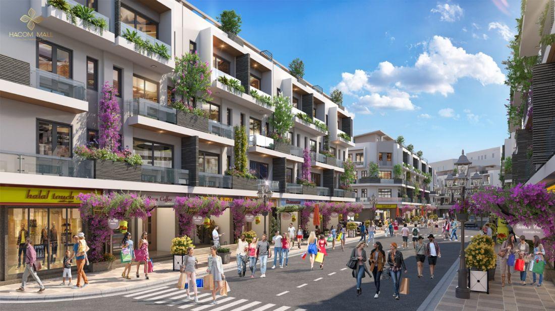 Bất động sản Ninh Thuận dậy sóng trước lễ mở bán khu shophouse Hacom Mall