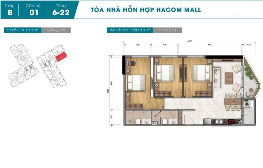 Dự án Hacom Mall Ninh Thuận