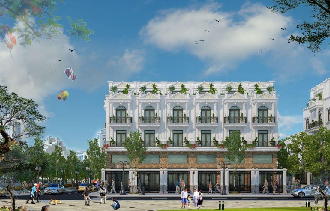 Nhà phố thương mại One Palace Quận 12 - Ảnh 2