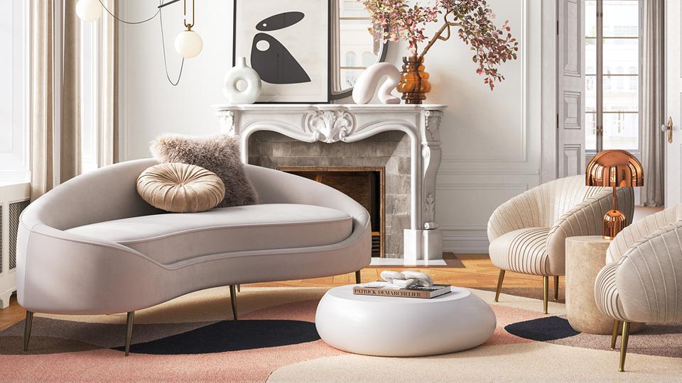 Những ảnh hưởng của Covid-19 lên thiết kế nội thất trong năm 2021
