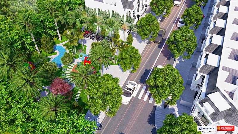 Nhà phố Phước Điền Citizen Bình Dương - Ảnh 5