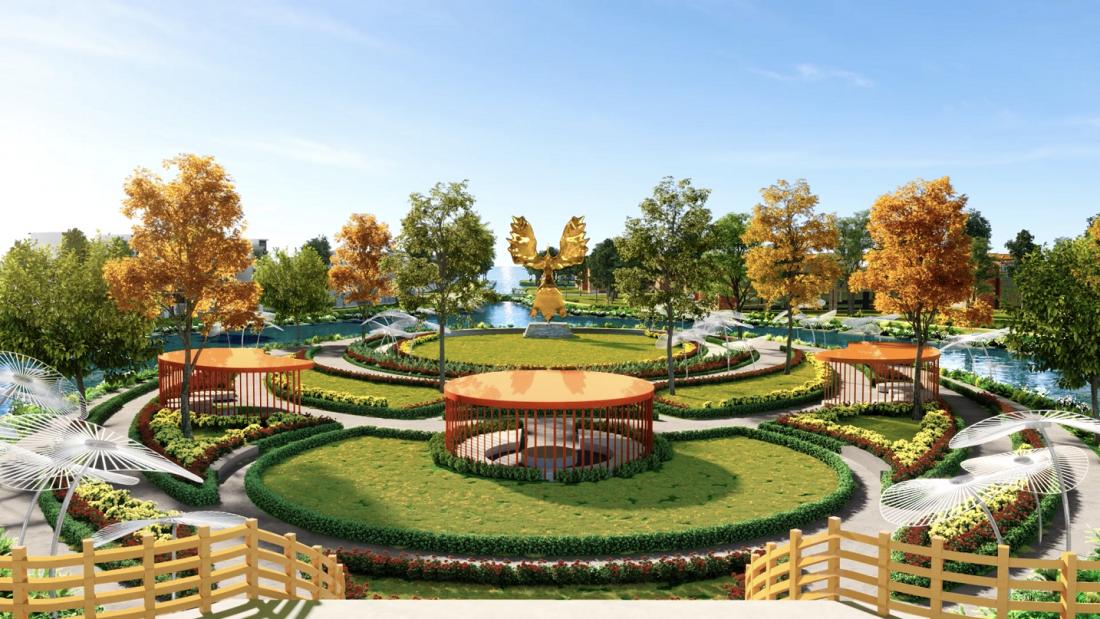 Tiềm năng tăng giá hấp dẫn từ đô thị sinh thái thông minh Aqua City