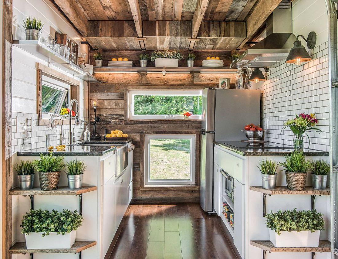 Xu hướng thiết kế nhà bếp hấp dẫn nhất năm 2021