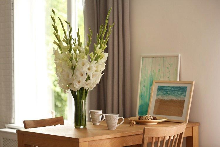 Ý nghĩa và cách cắm hoa lay ơn ngày Tết