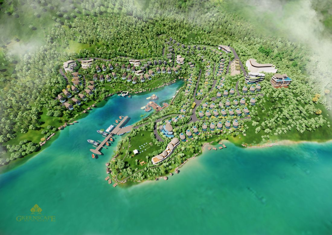 Khu du lịch nghỉ dưỡng Parahills Resort Hòa Bình 1
