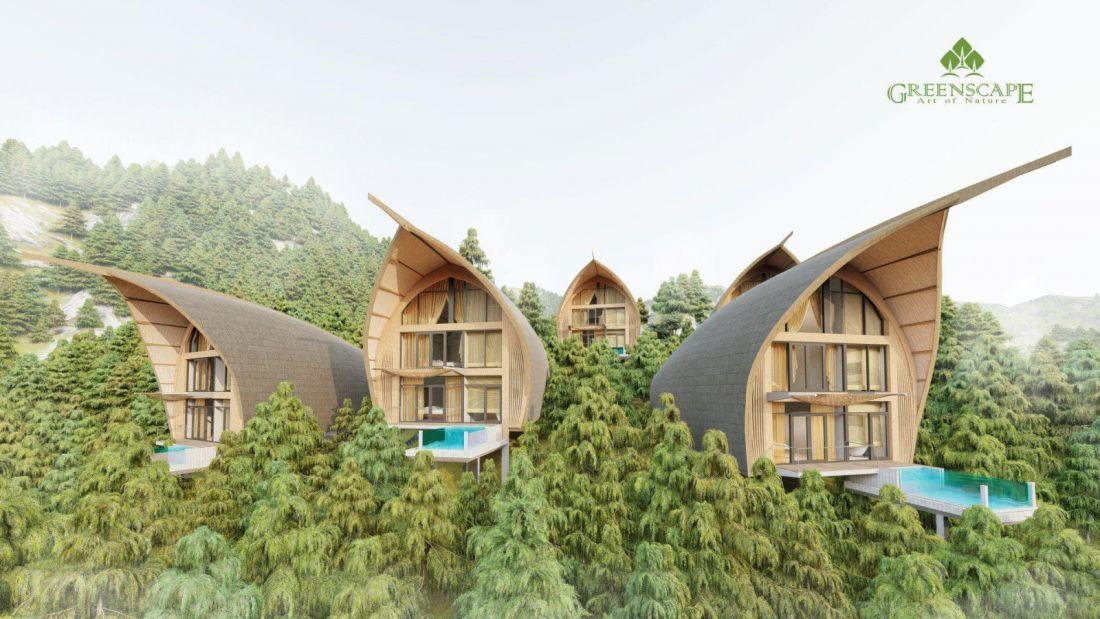 Khu du lịch nghỉ dưỡng Parahills Resort Hòa Bình 3