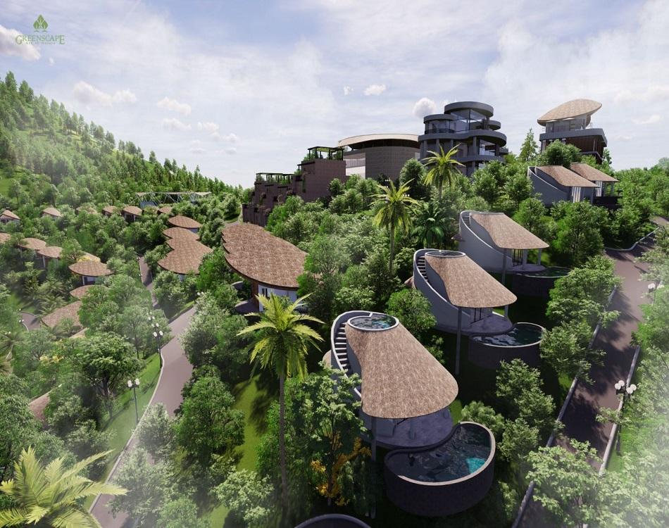 Khu du lịch nghỉ dưỡng Parahills Resort Hòa Bình 4
