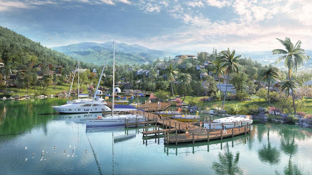 Khu du lịch nghỉ dưỡng Parahills Resort Hòa Bình 6