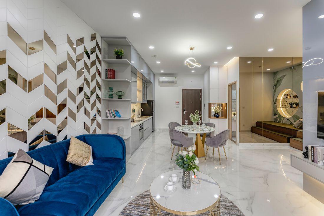 Chính thức khai trương căn hộ mẫu Icon Plaza thanh toán 1%/tháng