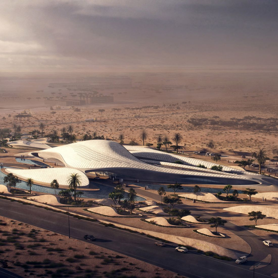 12 công trình kiến trúc mong đợi nhất trên thế giới năm 2021
