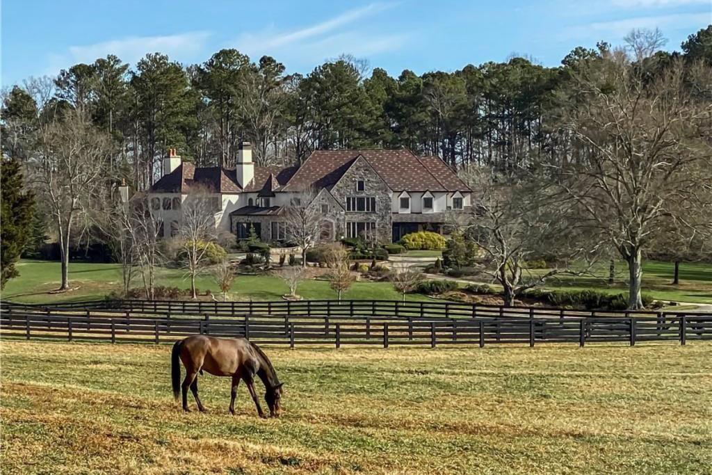 Dwayne The Rock Johnson rao bán trang trại 7,5 triệu USD ở Georgia