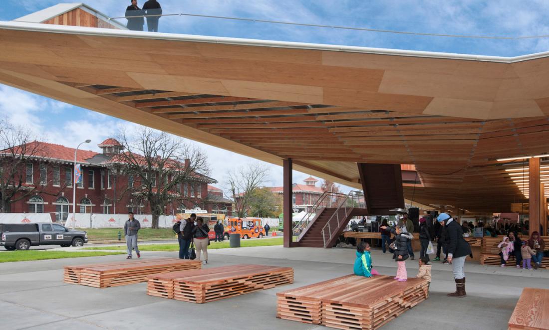 Những công trình kiến trúc biểu tượng mới ở Washington D.C.