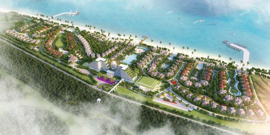 5 khu du lịch nghỉ dưỡng đang xây dựng tại Bà Rịa – Vũng Tàu