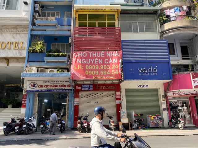 Giảm giá 80 triệu đồng/tháng, đất vàng Sài Gòn khát người thuê