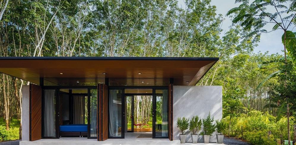 4 mẫu thiết kế nhà nhỏ xinh gắn liền với cuộc sống thiên nhiên, bình dị