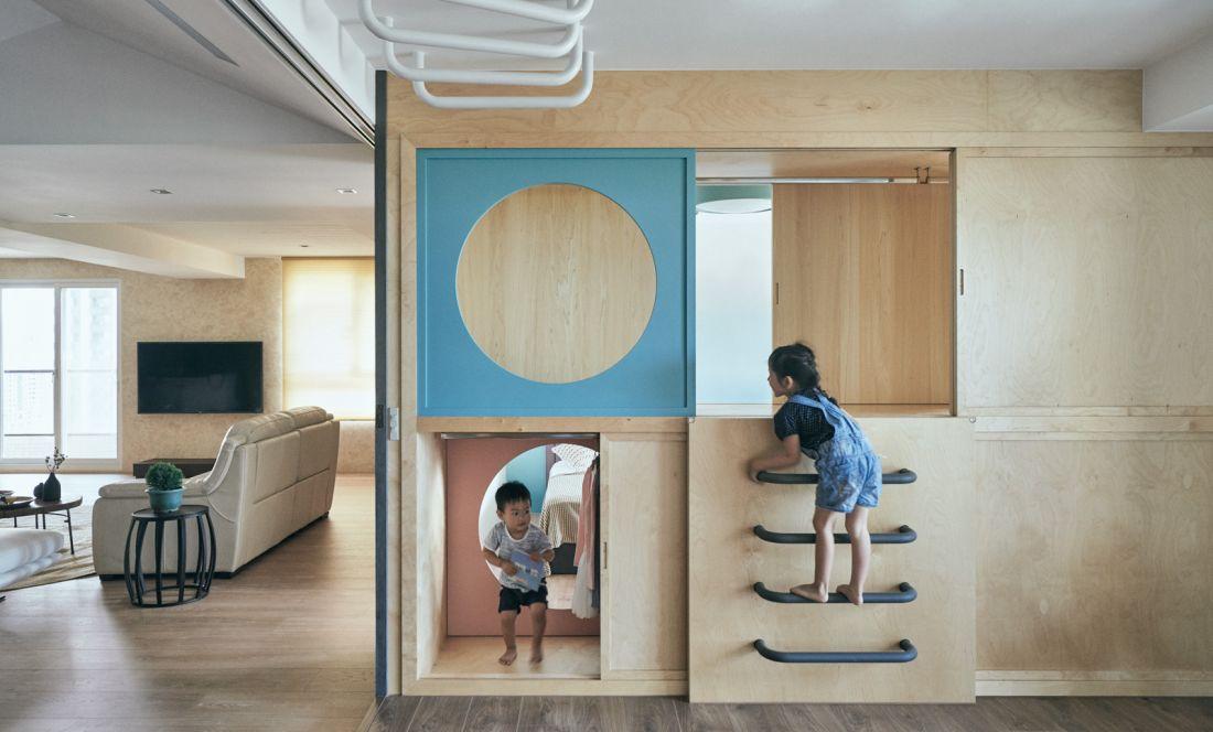 Các gia đình cần biết: Xây nhà ra sao để dạy con hiệu quả?
