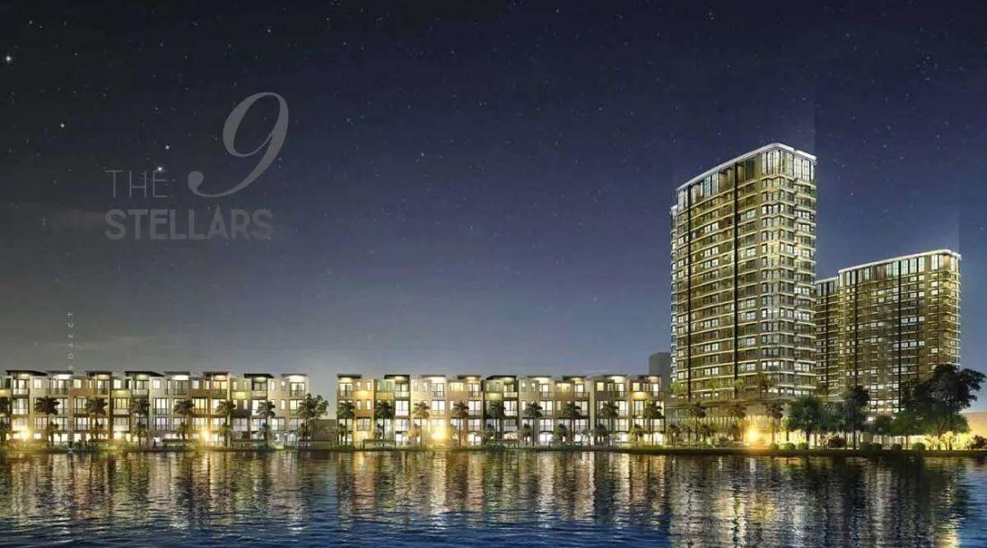 Dự án căn hộThe 9 Stellars Quận 9