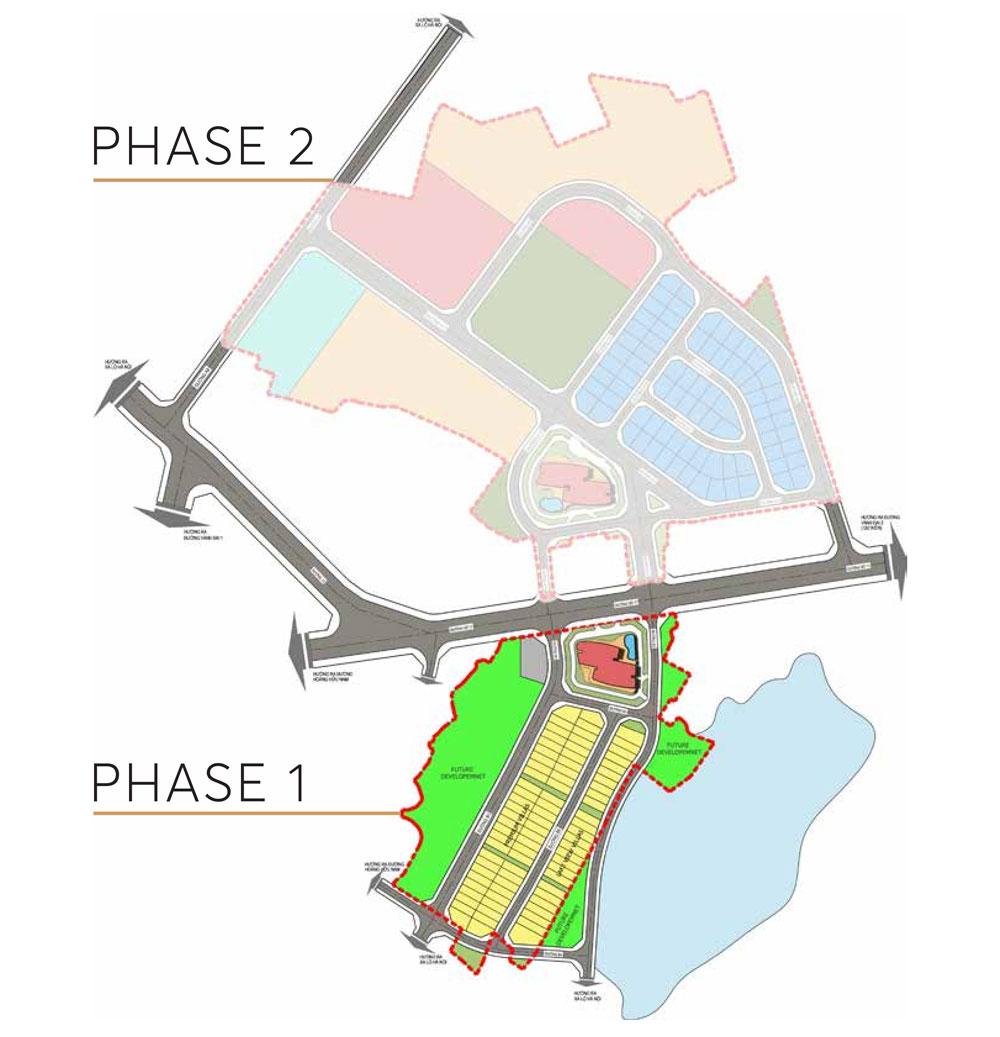 Quy mô dự án căn hộThe 9 Stellars Quận 9