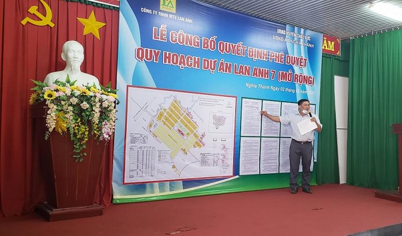 Bà Rịa – Vũng Tàu duyệt quy hoạch chi tiết 1/500 Khu dân cư Lan Anh 7 mở rộng