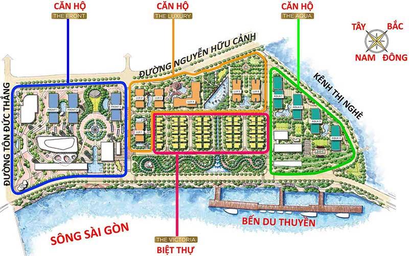 Căn hộ Grand Marina Saigon Quận 1 - Ảnh 8