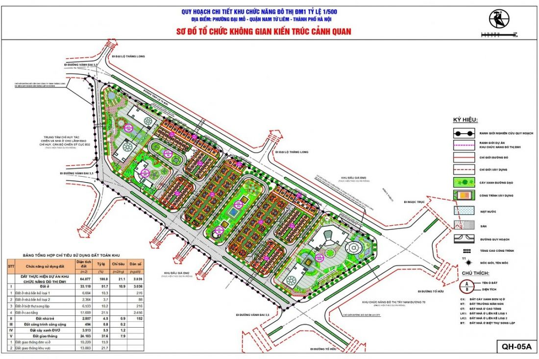 Khu đô thị FLC Premier Parc Hà Nội 4