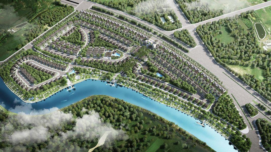 Khu đô thị Zeigeist Xii Nhà Bè 3