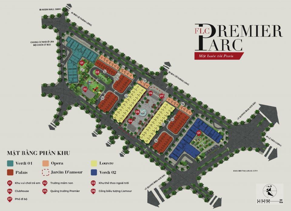 Khu đô thị FLC Premier Parc Hà Nội 1