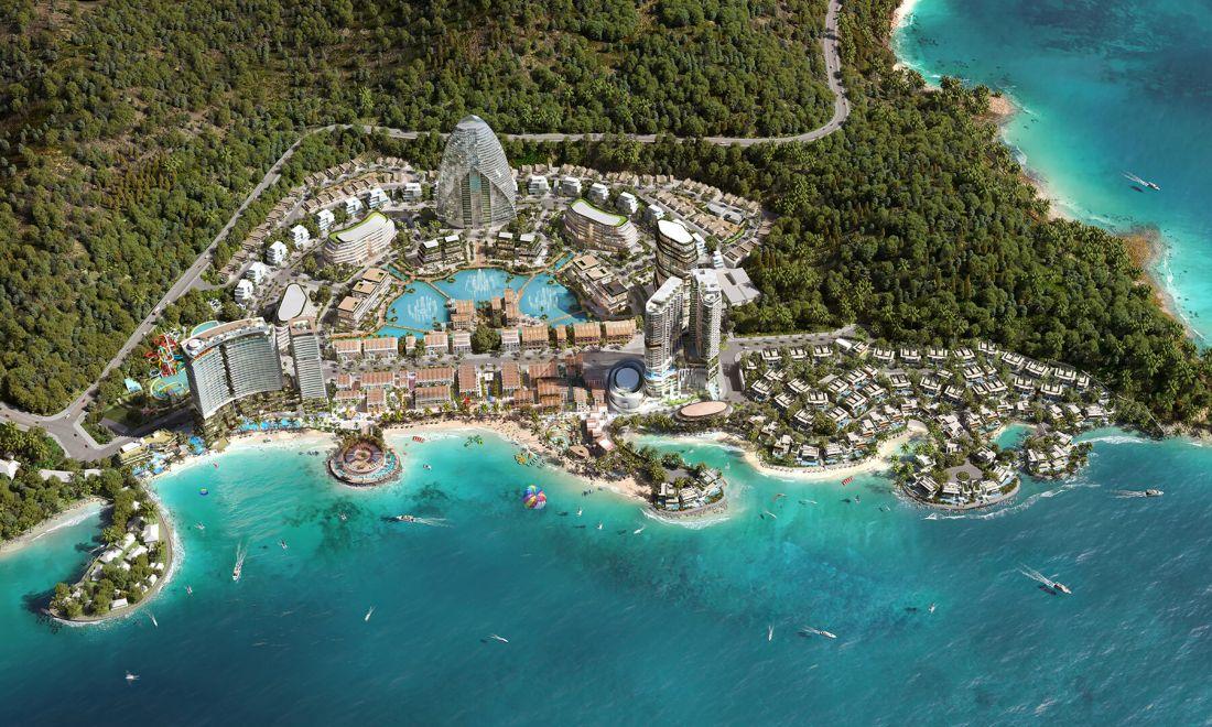 Khu du lịch nghỉ dưỡng Vega City Nha Trang 1