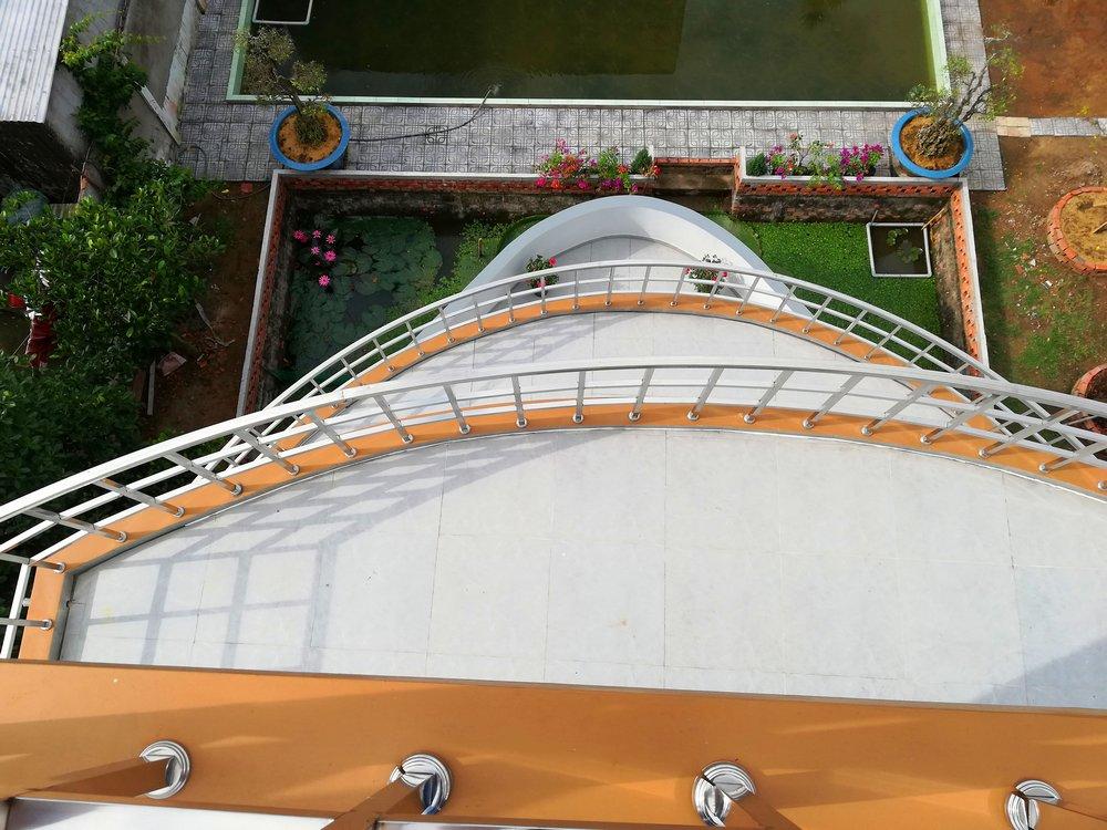 Cận cảnh căn nhà du thuyền 5 tỷ đồng sang chảnhtại Vĩnh Long