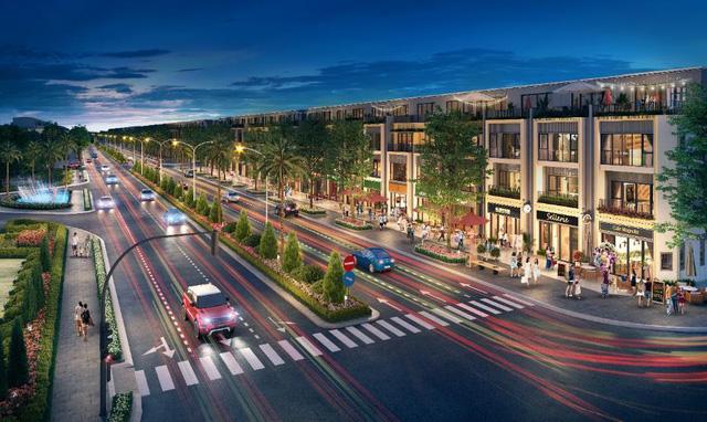 Thiết kế nhà phố phân khu Sapphire Parkview