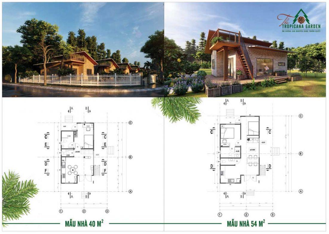 Khu nghỉ dưỡng sinh thái The Tropicana Garden Lâm Đồng 3
