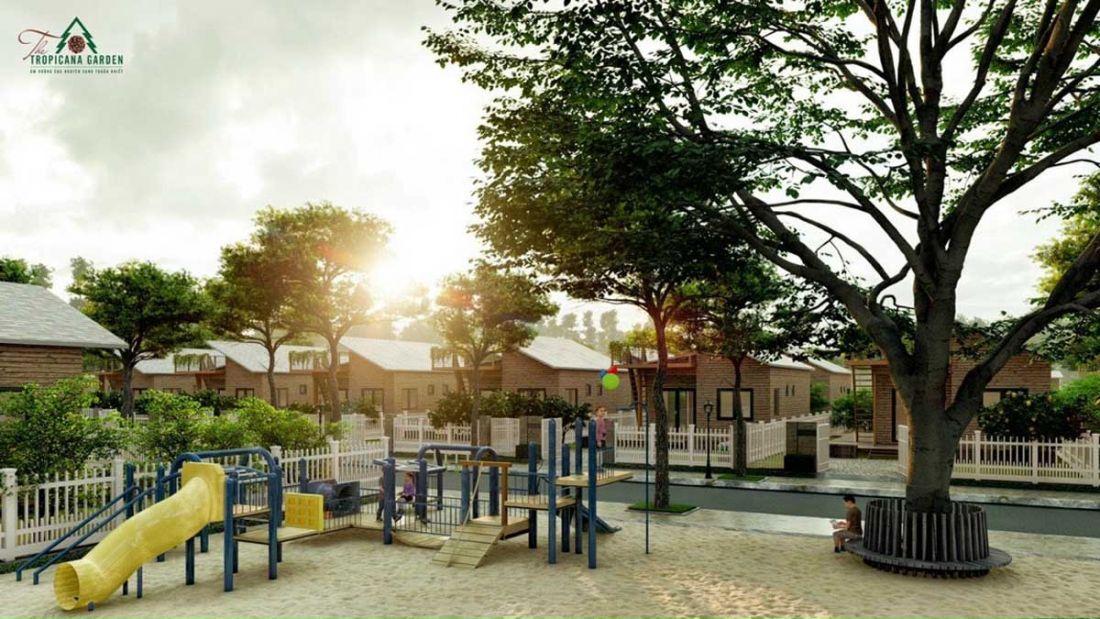 Khu nghỉ dưỡng sinh thái The Tropicana Garden Lâm Đồng 5