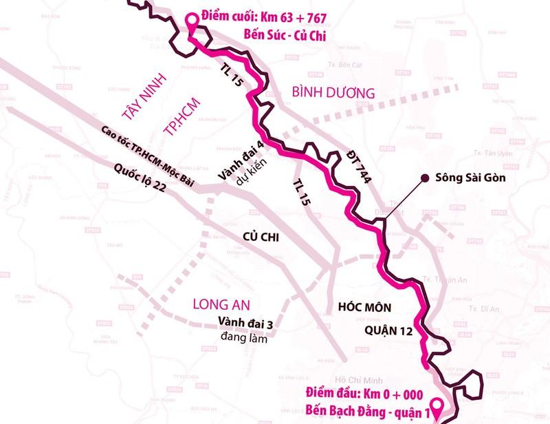 Ý kiến trái chiều về đề xuất đại lộ ven sông Sài Gòn