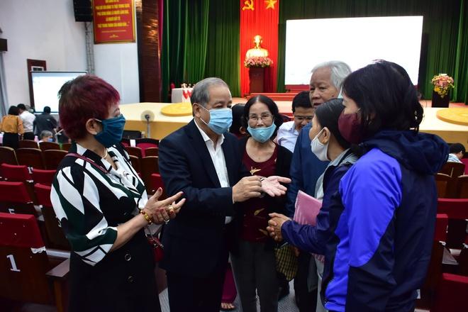 Đối thoại với các hộ dân bị thu hồi đất tại khu vực Kinh thành Huế
