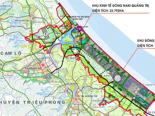 Hơn 4.500 tỉ đồng đầu tư khu công nghiệp Triệu Phú