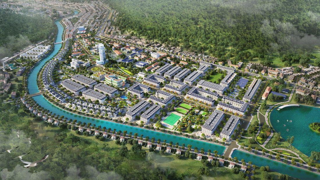 Khu đô thị Picenza Riverside Sơn La 1
