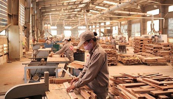 Xuất khẩu gỗ tăng mạnh trong 2 tháng đầu năm 2021