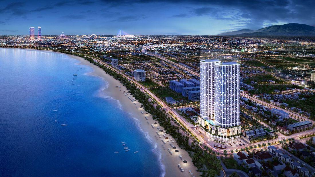 Căn hộ condotel Asiana Luxury Residences Đà Nẵng 1