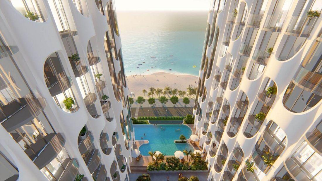 Căn hộ condotel Asiana Luxury Residences Đà Nẵng 3