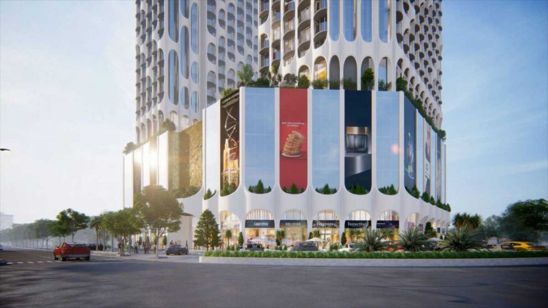 Căn hộ condotel Asiana Luxury Residences Đà Nẵng 4
