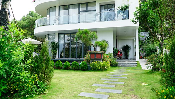 Phong cách thiết kế sân vườn được ưa chuộng