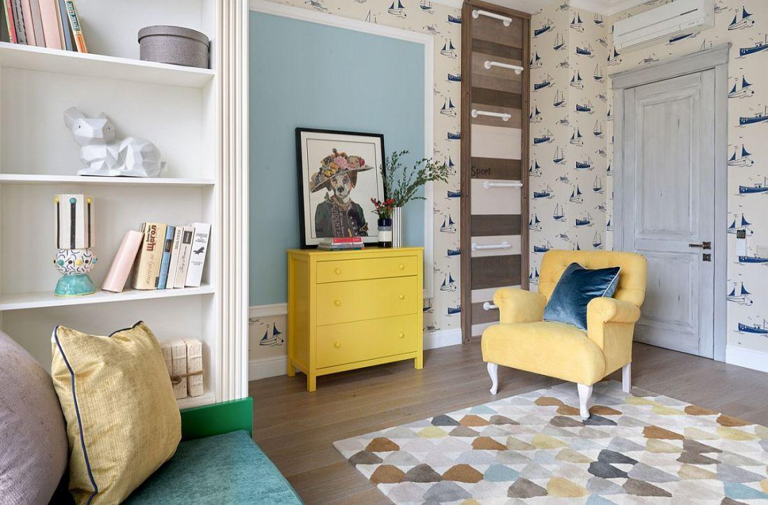 Xu hướng màu sắc nội thất cho mùa xuân năm 2021