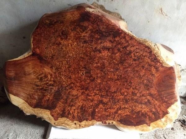 Gỗ hương và cách nhận biết các loại gỗ hương