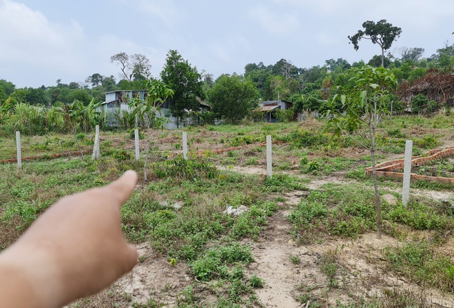 Ồ ạt mua bán 'đất chỉ' ở Phú Quốc