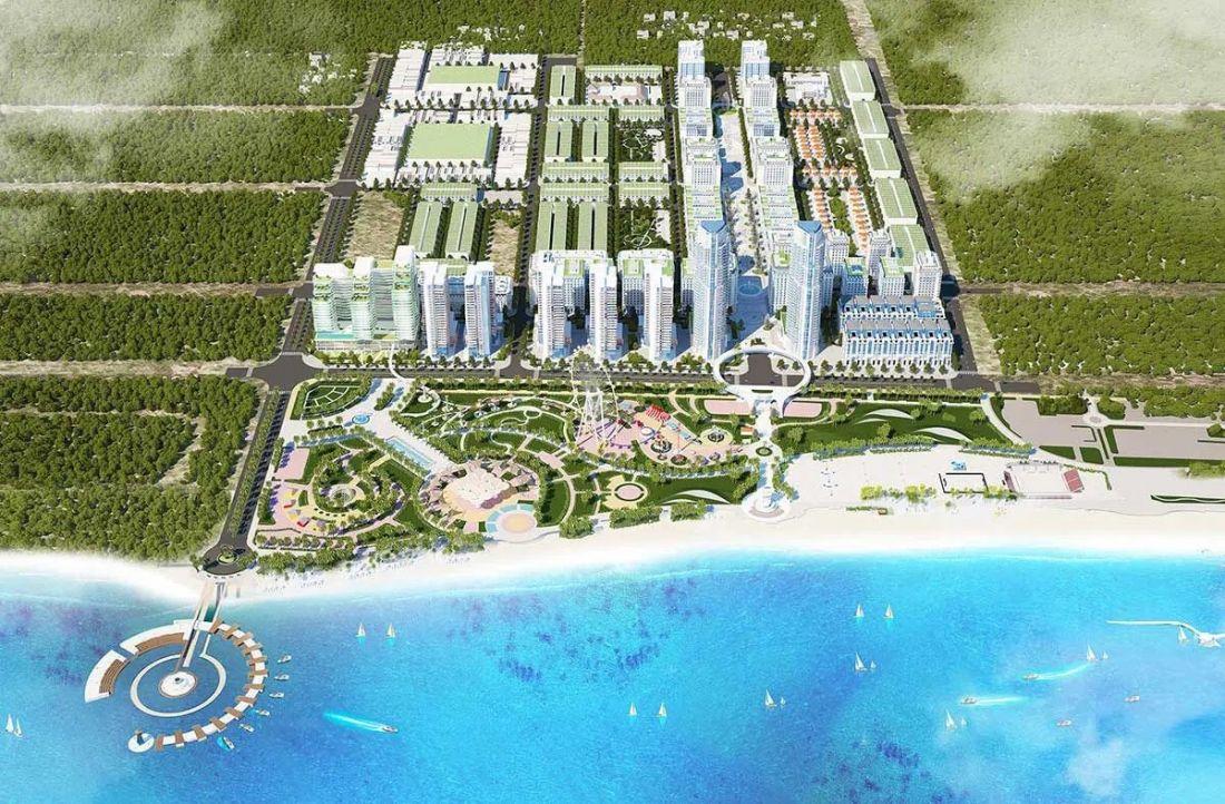 Khu đô thị Bình Sơn Ocean Park Ninh Thuận 1