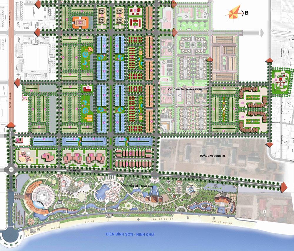 Khu đô thị Bình Sơn Ocean Park Ninh Thuận 2