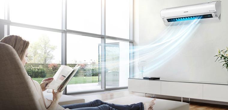 Những vị trí lắp đặt máy điều hòa ảnh hưởng sức khỏe và tài lộc
