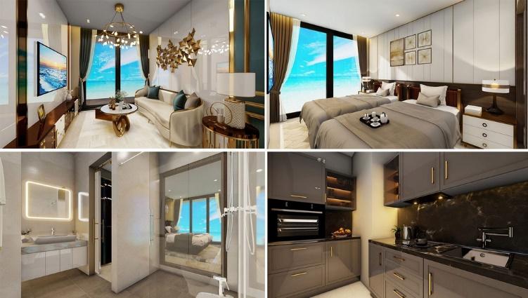 Khu căn hộ Takashi Ocean Suite Quy Nhơn 3